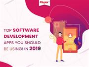 Top Software Development Apps You Should Be Using! In 2019