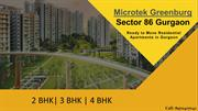 Microtek Greenburg Sector 86 Gurgaon
