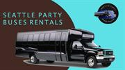 Party Bus Rental Seattle Prices