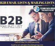 B2B email list | B2B Mailing Lists | B2B Email Marketing  IN USA