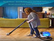 Steam Rover - Best Multi Purpose And Multi Surface Steam vacuum and st
