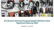 EV (Electric Vehicle) Charging Adapter Market to Gain Significant Valu
