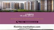 Rishita Manhattan Luxury flats in Lucknow