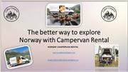 Norway campervan rental