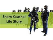 Sham Kaushal Is The Stunt Director Of The Bollywood Film Industry