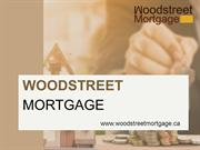 Get Bad Credit Mortgage In Ontario From Woodstreet Mortgage