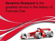 Severino Scarponi is most dominant driver in the history of the sport.