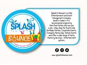 Splash and bounce - Soft Play (June 2019)