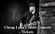 Cheap Luke Combs Concert Tickets from Ticket2Concert