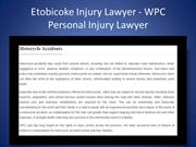 Personal Injury Lawyer Scarborough ON