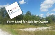 Farm Land for Sale by Owner