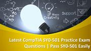 Pass The SY0-501 Exam with New CompTIA SY0-501 Dumps