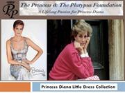 Princess Diana Little Dress Collection