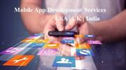 Top Mobile App and Web Development Company in Noida Delhi India