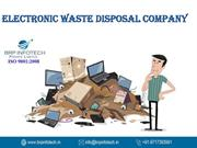 Electronic Waste Disposal Company