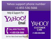 Yahoo @1-855-536-5666 Yahoo support phone number