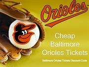 Discount Orioles Match Tickets | Baltimore Orioles Tickets Promo Code