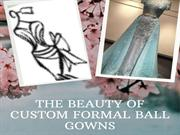 Custom made pageant dresses at affordable price.