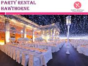 The Best Party Rental Services