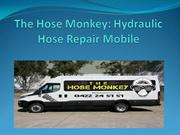 Hydraulic Hose Repair Mobile