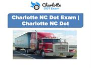 Dot Physical Exam Charlotte NC | Dot Physical NC
