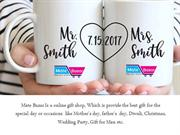 Impress Everyone With Your Personalised Wedding Gift