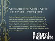 Casein Accessories Online | Casein Tools For Sale | Painting Tools