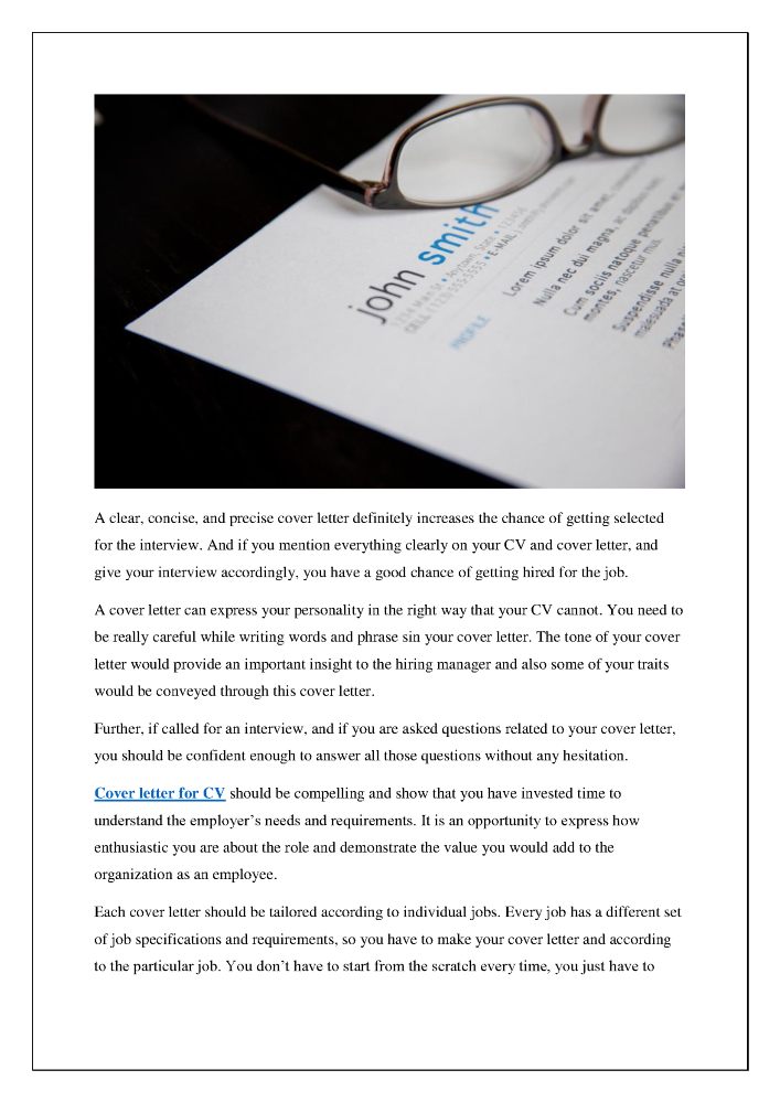Do You Have To Write A Cover Letter For Every Job from c.asstatic.com