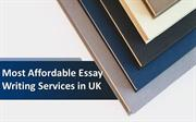 Most Affordable Essay Writing Services in UK