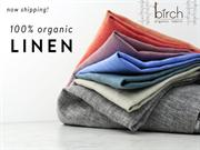 Find Organic Cotton fabrics at Birchfabrics