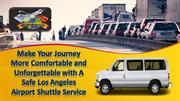 Make Your Journey More Comfortable and Unforgettable with A Safe Los A
