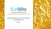Best Dip IFRS Certification Course held by ConTeTra in Mumbai