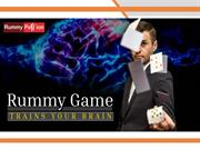 Rummy Game Trains Your Brain
