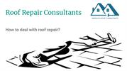How to Deal with Roof Repair?