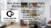 Best home decor store