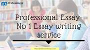 Easily available Best eassy writing service at Professional essay