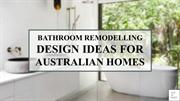 Unique Bathroom Renovation Ideas You Need Now