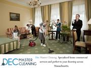 Dec Master Cleaning - How To Find An Amazing Carpet Cleaning Services
