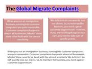 Global Migrate Complaints, Global Migrate Refund, Global Migrate Scam