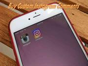 How to Buy Instagram Custom Comments?