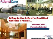 Day in the Life - Hospital/Clinical