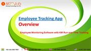 Employee Tracking Application