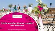 Best Expert Wedding Planning Tips and Tricks For Couples