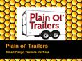 Small Cargo Trailers for Sale