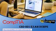 CS0-001 Dumps - CS0-001 Exam Questions Answers Dumps - Exam4Help