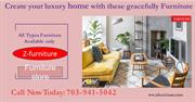 Find the Quality Furniture store in USA - Lowest prices | Z-furniture