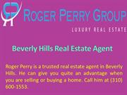 Beverly Hills Real Estate Agent