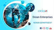 Repair Shop for Maintaining and Servicing your Scuba Diving Equipments