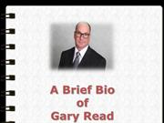 A Brief Bio of Gary Read