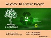 Electronic e waste and recycling